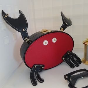 Handbags - CRAB BAG